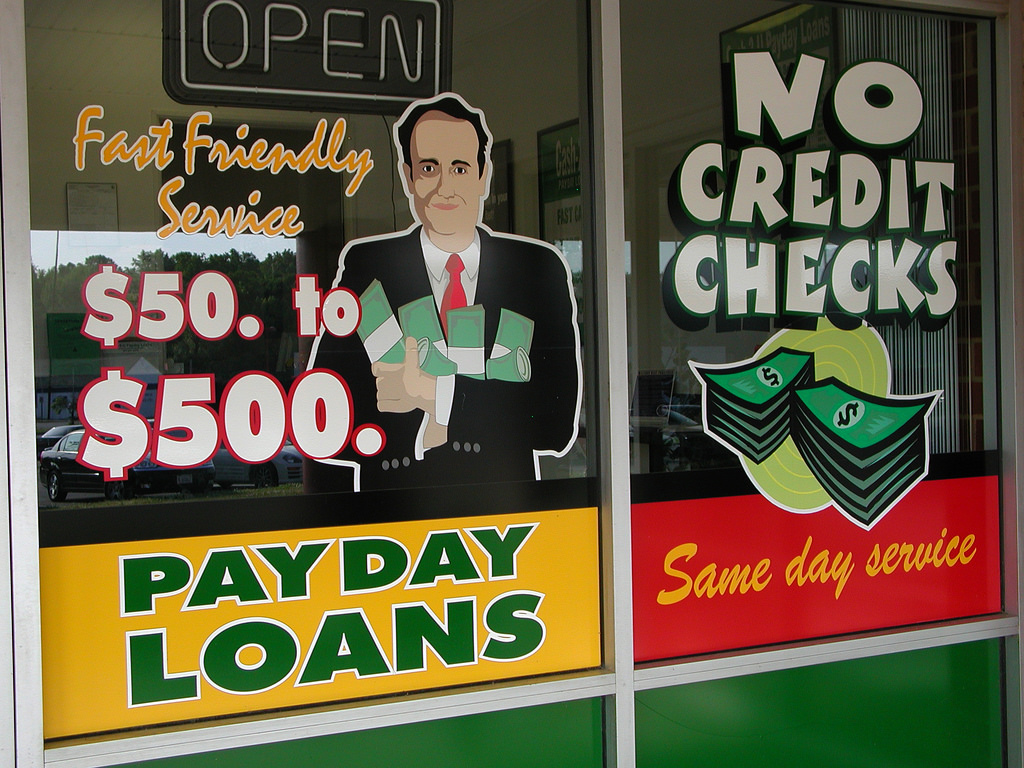 Quick Payday Loans: 3 Major Points To Think About Before Applying